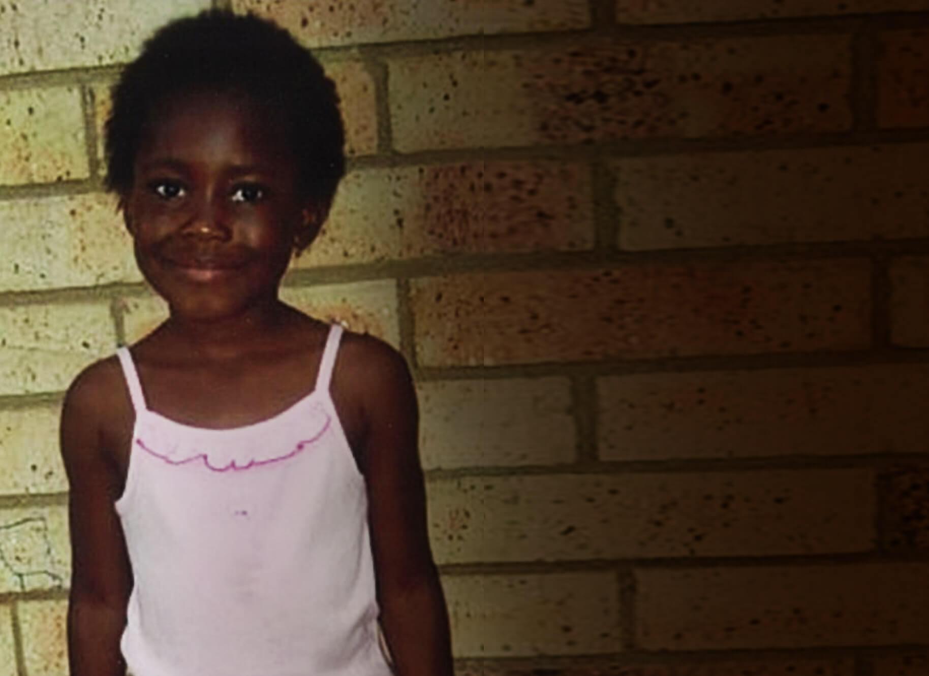 Patenkind in Südafrika