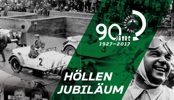 Nürburgring - Anzeige