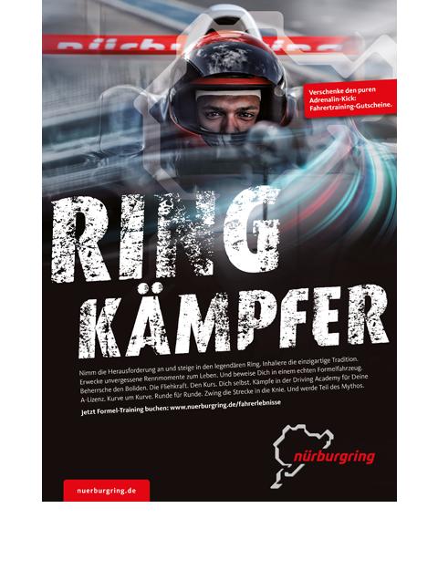 Vollgas für den Nürburgring