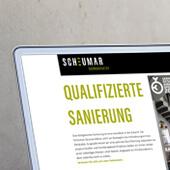 Scheumar Webauftritt